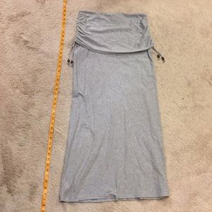 ATHLETA Women's size medium long maxi skirt